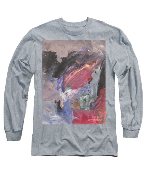 Untitled #6  Original Painting Long Sleeve T-Shirt