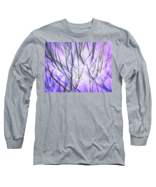 Untitled #8080224, From The Soul Searching Series Long Sleeve T-Shirt