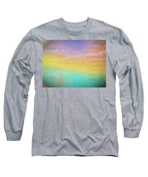 Untitled Abstract Long Sleeve T-Shirt