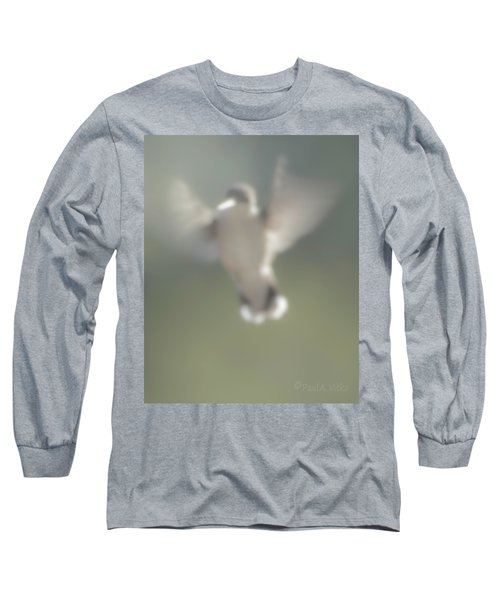 Untitled Hummingbird Long Sleeve T-Shirt