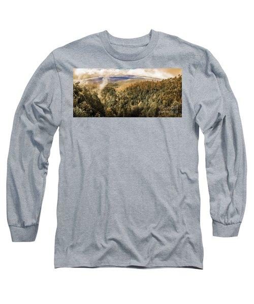 Untouched Wild Wilderness Long Sleeve T-Shirt