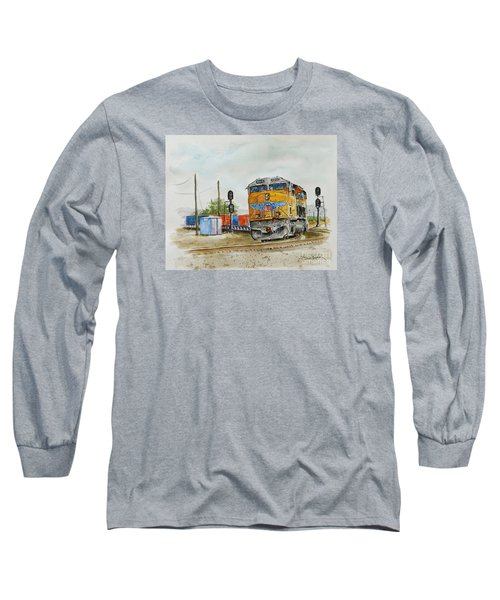 U.p. 8226 Long Sleeve T-Shirt by William Reed