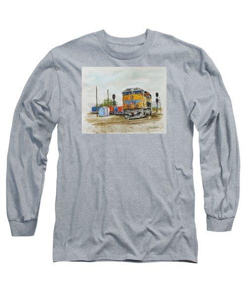 U.p. 8226 Long Sleeve T-Shirt