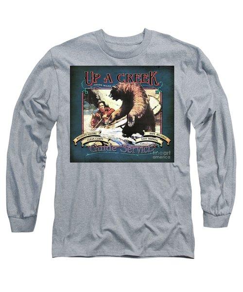 Up A Creek 1 Long Sleeve T-Shirt