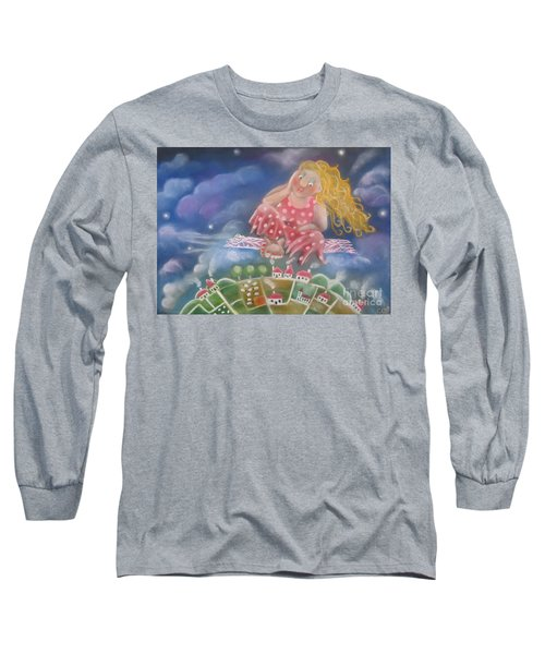 Up And Away Long Sleeve T-Shirt