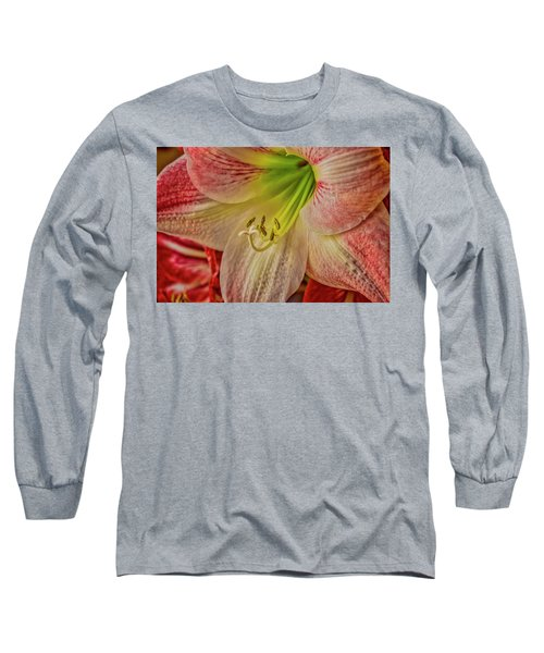 Up Close And Personal Long Sleeve T-Shirt