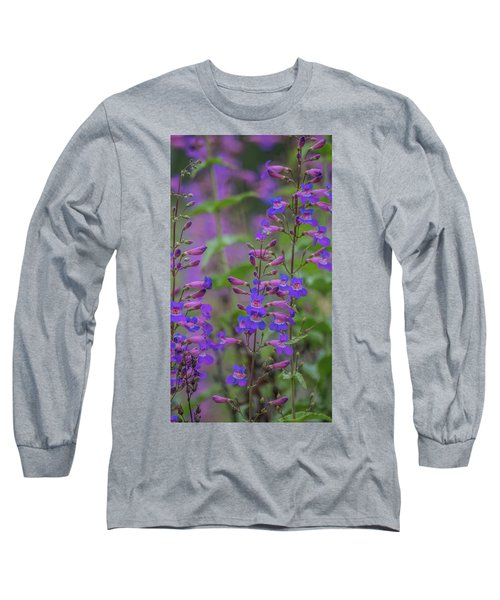 Up Close And Personal With Beauty Long Sleeve T-Shirt