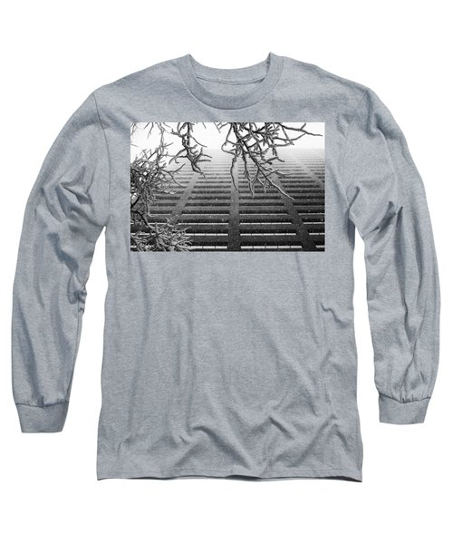 Up In The Snow Long Sleeve T-Shirt