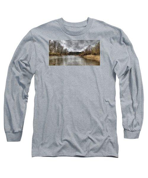 Up The Creek Long Sleeve T-Shirt