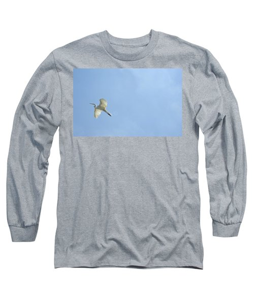 Up, Up And Away Long Sleeve T-Shirt