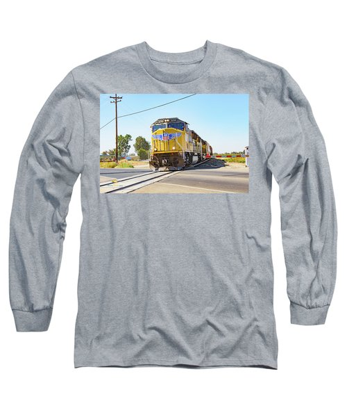 Up5099 Long Sleeve T-Shirt