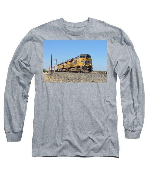 Up8107 Long Sleeve T-Shirt