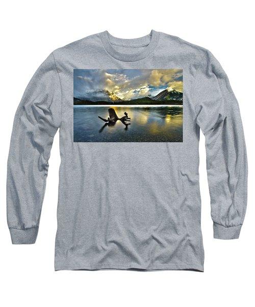 Upper Kananaskis Long Sleeve T-Shirt