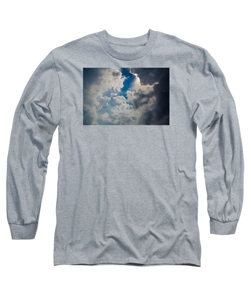 Upward Long Sleeve T-Shirt by Carlee Ojeda
