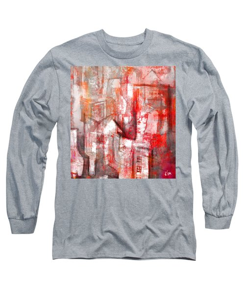 Urban #10 Long Sleeve T-Shirt