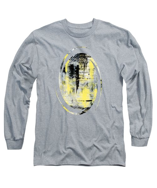 Urban Abstract Long Sleeve T-Shirt by Christina Rollo