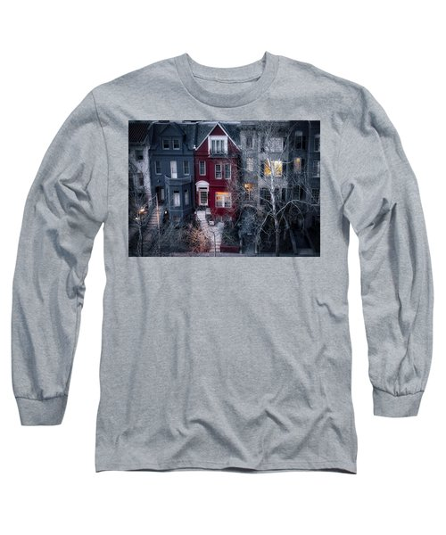 Urban Morning Long Sleeve T-Shirt