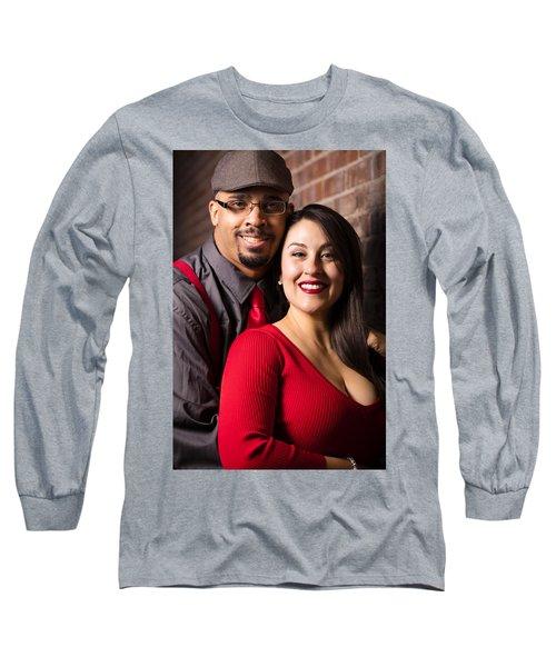 Us Long Sleeve T-Shirt