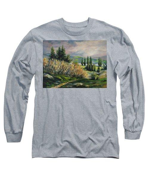 Valleyo Long Sleeve T-Shirt
