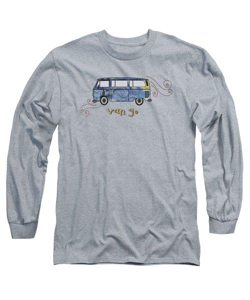 Van Go Long Sleeve T-Shirt