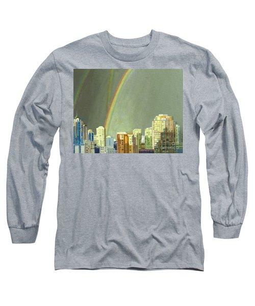 Vancouver Bc Long Sleeve T-Shirt