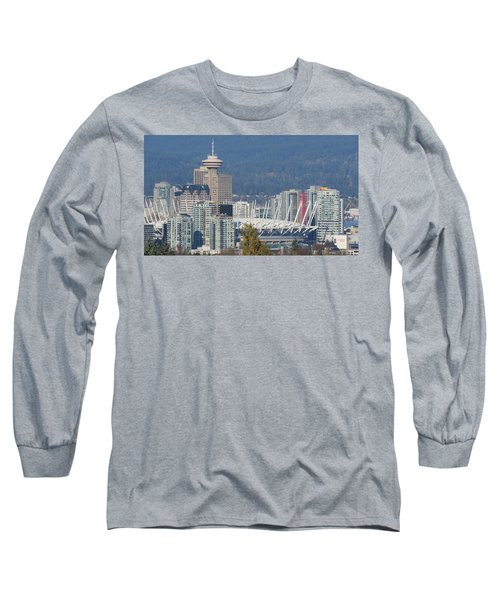 Vancouver Stadium Long Sleeve T-Shirt