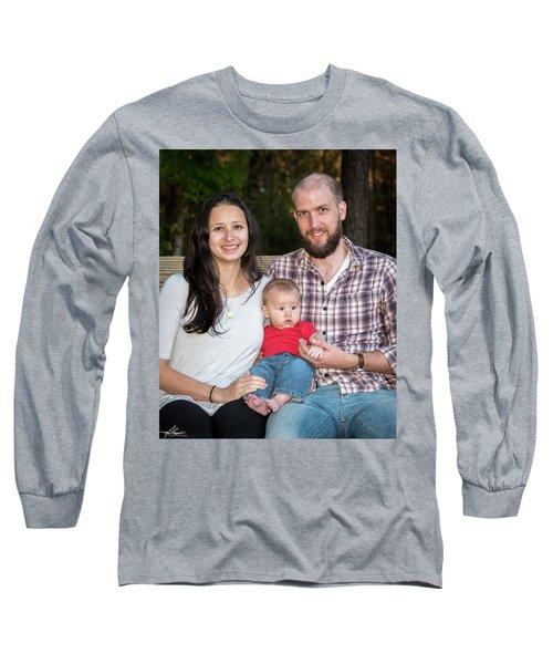 Vandoren 6608 Long Sleeve T-Shirt