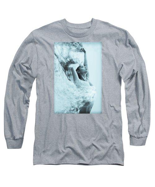 Vanishing  Long Sleeve T-Shirt by Scott Meyer