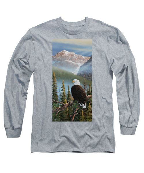 Vantage Point Long Sleeve T-Shirt