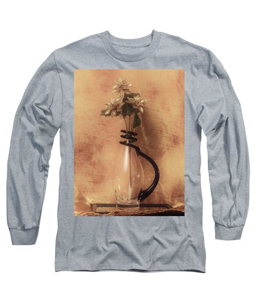 Vase Of Gold Long Sleeve T-Shirt