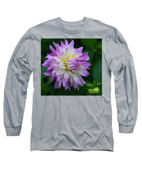 Veca Lucia Dahlia 2 Long Sleeve T-Shirt