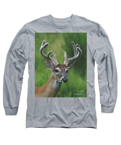 Velvet Beauty Long Sleeve T-Shirt
