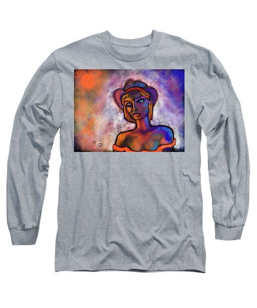 Velvet Squeeze Long Sleeve T-Shirt