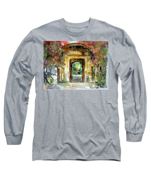 Venetian Gardens Long Sleeve T-Shirt