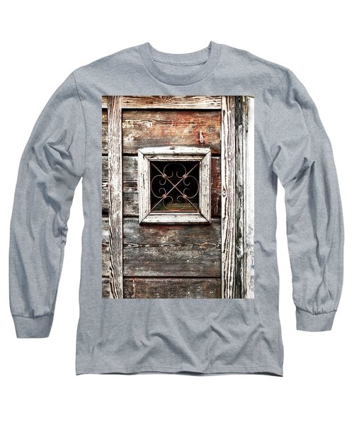 Venetian Window Long Sleeve T-Shirt