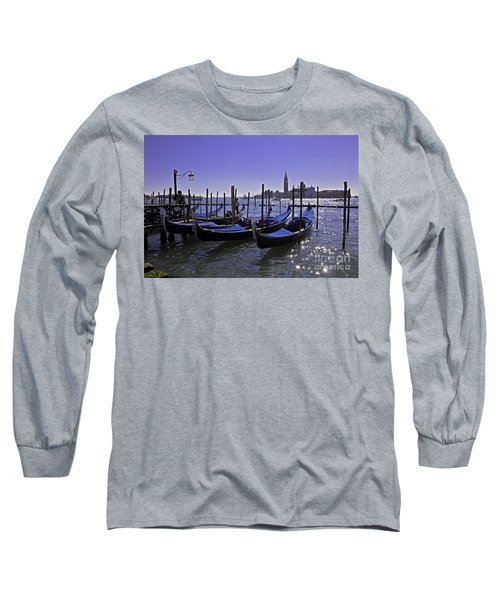 Venice Is A Magical Place Long Sleeve T-Shirt