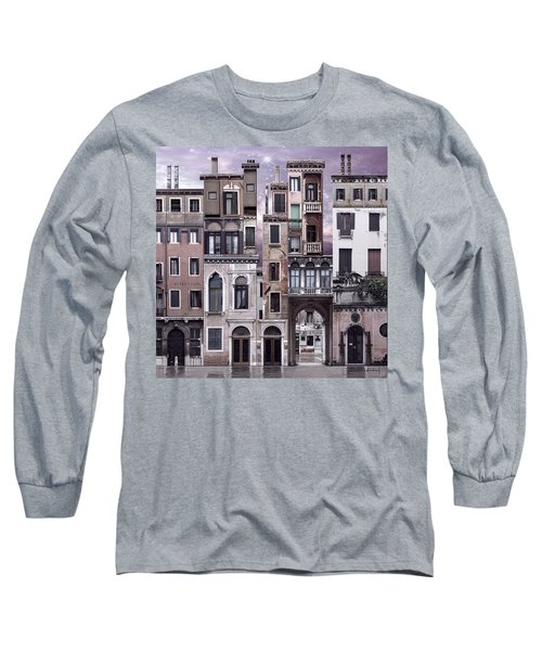 Venice Reconstruction 1 Long Sleeve T-Shirt