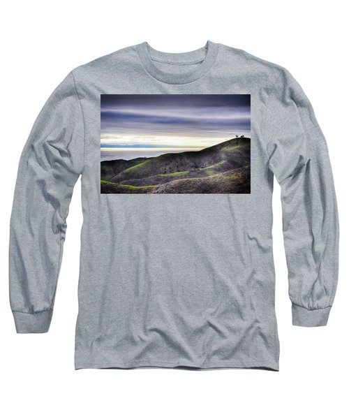 Ventura Two Sisters Long Sleeve T-Shirt by Kyle Hanson