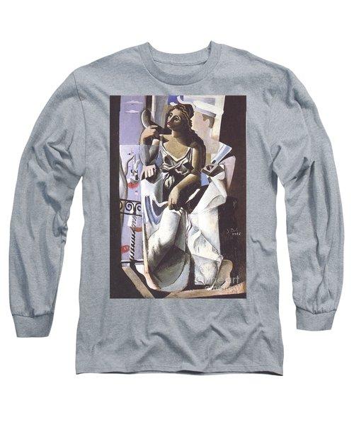 Venus And Sailor Long Sleeve T-Shirt