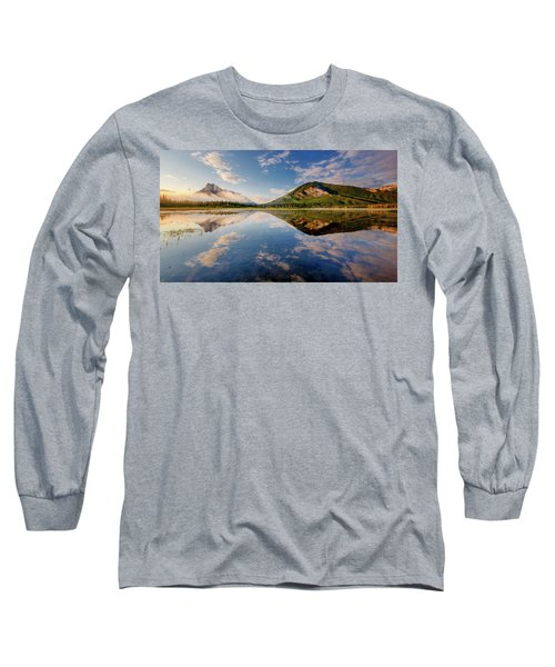 Vermilion Reflections Long Sleeve T-Shirt