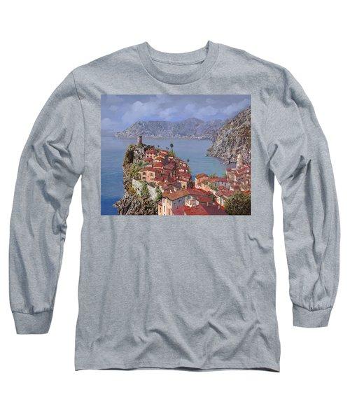 Vernazza-cinque Terre Long Sleeve T-Shirt
