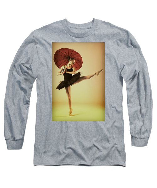 Very Pointey And Warm Long Sleeve T-Shirt