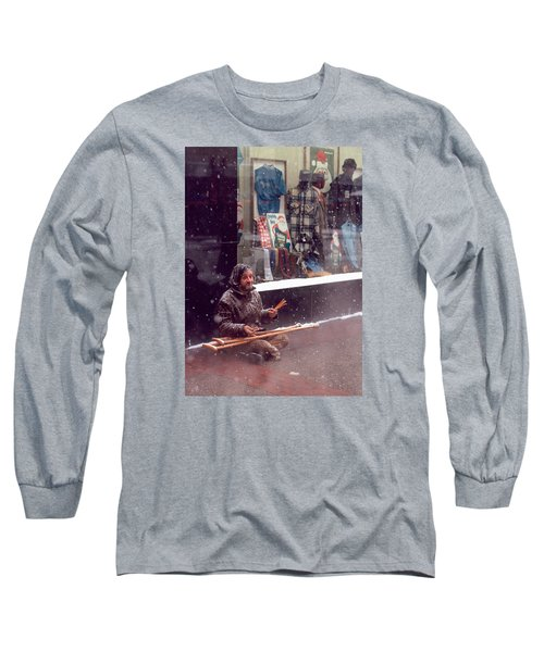 Vet Selling Pencils Long Sleeve T-Shirt