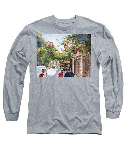 via Margutta Long Sleeve T-Shirt