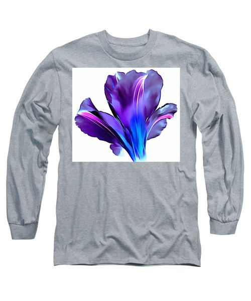 Vibrant Amaryllis Long Sleeve T-Shirt