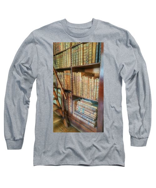 Victorian Library Long Sleeve T-Shirt