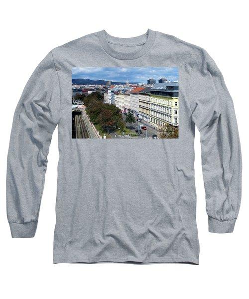 Vienna Beltway Long Sleeve T-Shirt