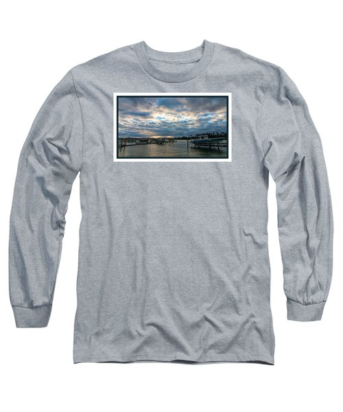 View From Marina Bay Long Sleeve T-Shirt