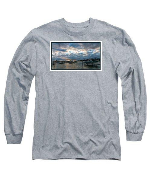 View From Marina Bay Long Sleeve T-Shirt