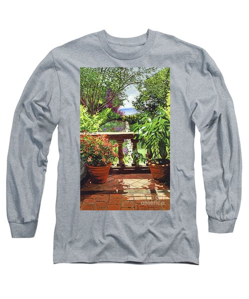 View From The Royal Garden Long Sleeve T-Shirt
